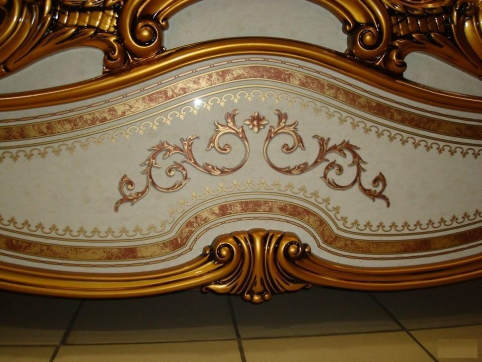 Кровать Анита беж1