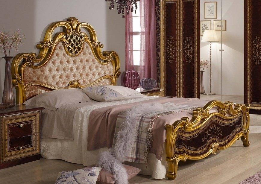 Кровать Анита могано