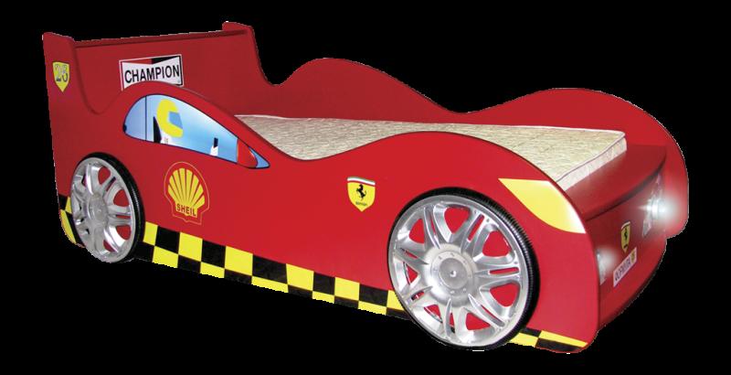 Кровать Формула1