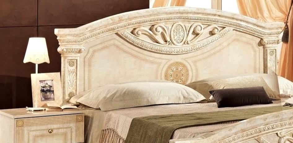 Кровать Рома беж1