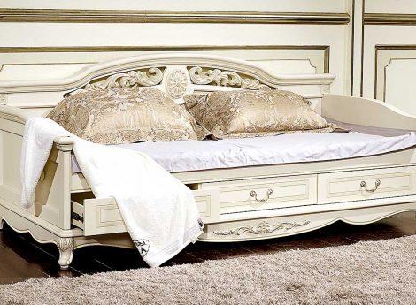 Кровати с ящиками для детской