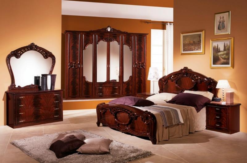 Спальня Ольга могано