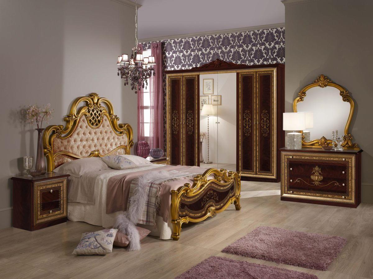 Спальня Анита могано