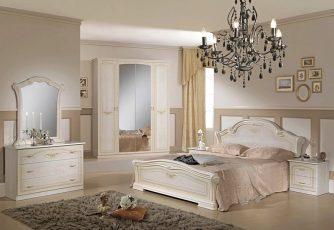 Спальня Ирина беж