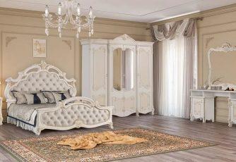 Спальня Рафаэлла беж