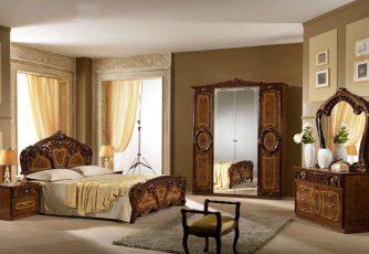 Спальня Роза орех
