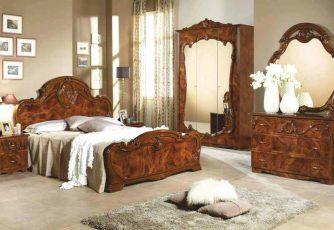 Спальня Тициана орех