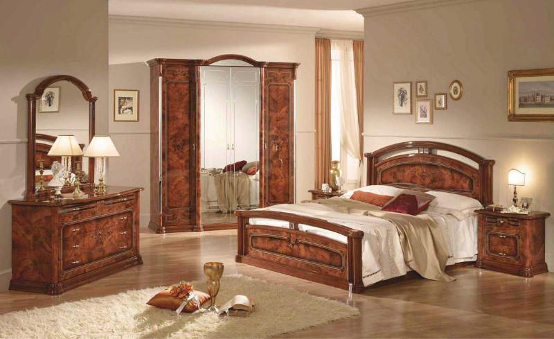 Спальня Лилия орех