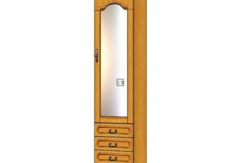 Шкаф Вилия 1С (1ГС)