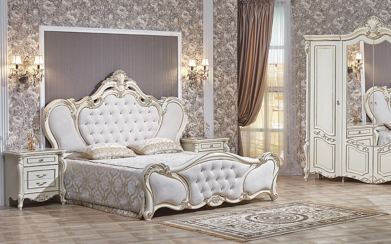 Спальня Беатрис Арида