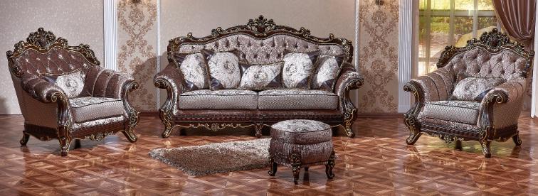 Набор мягкой мебели Кардинал