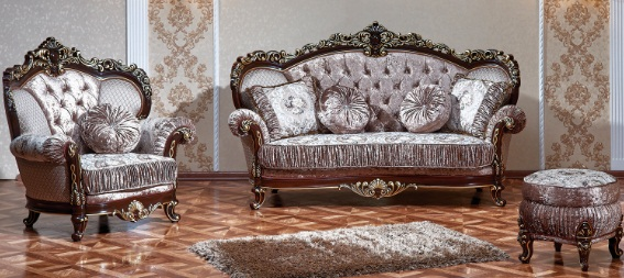 Набор мягкой мебели Парадиз