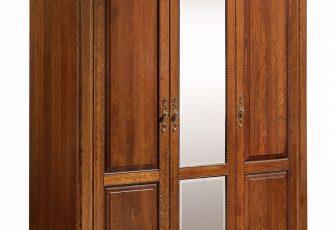 Шкаф трехдверный Милана П294.01 мореный дуб