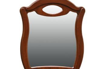 Зеркало настенное Александра П251.21 Каштан