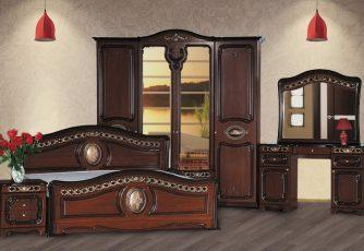 Спальня Азалия орех