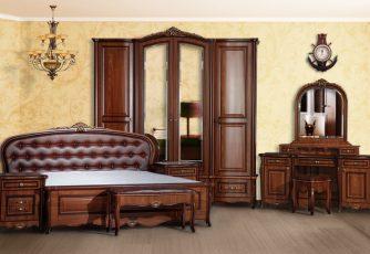 Спальня Vicenza орех