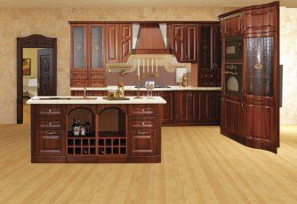 Кухня Нова-I орех