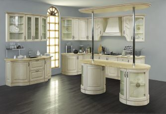 Кухня Нова-III ваниль