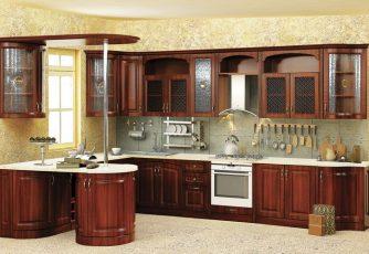 Кухня Нова-IV орех