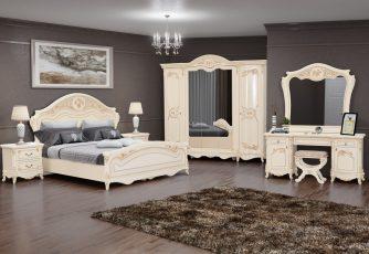Спальня Донателла ваниль