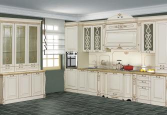 Кухня София II ваниль