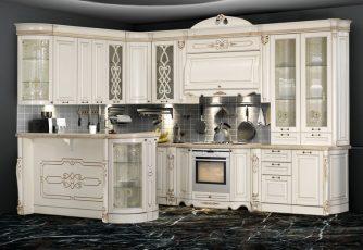 Кухня София III ваниль