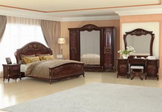 Спальня Донателла орех