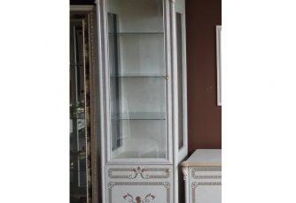 Витрина 1- дверная Роза Беж