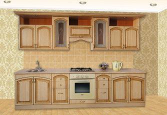 Кухня Виктория крем