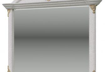 Зеркало Да Винчи ГД-07 слоновая кость