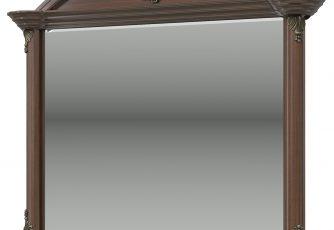 Зеркало Да Винчи ГД-07 орех