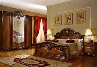 Спальня Джоконда орех СлониМебель