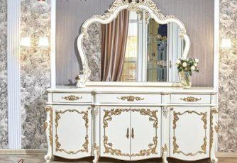 Комод с зеркалом Венеция