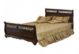 Кровать Оскар ММ-216-02 орех