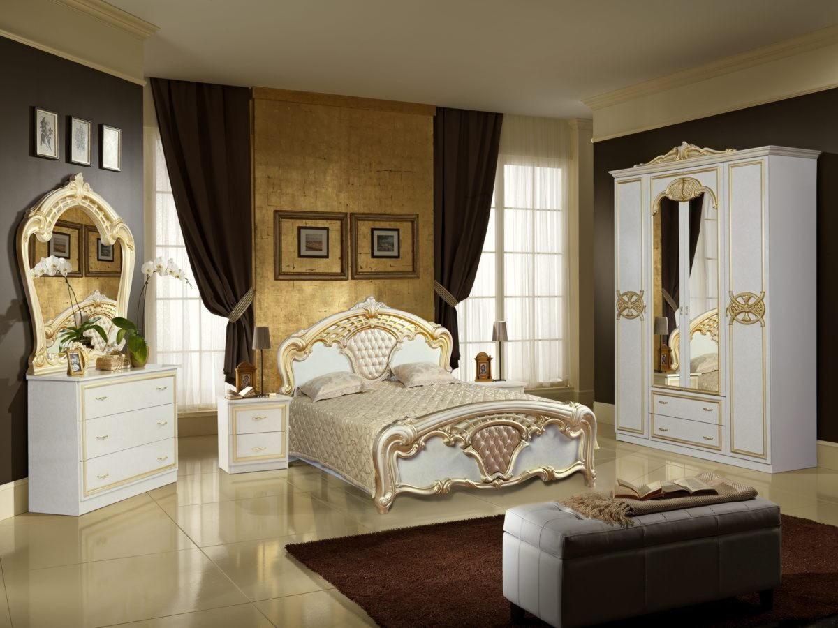 Спальня Карина Беж Золото