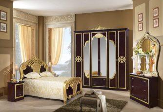 Спальня Карина Могано Золото