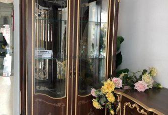 Шкаф 2-дверный Шейх ГШ-04 орех