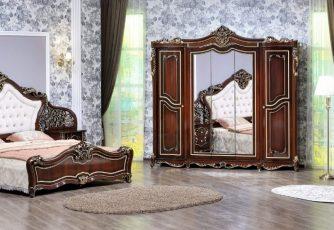 Спальня Джоконда орех Fortuna Home