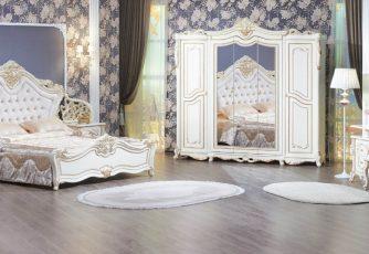 Спальня Джоконда крем Fortuna Home