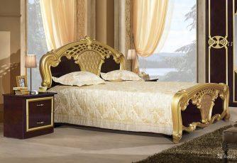 Кровать Карина Могано Золото