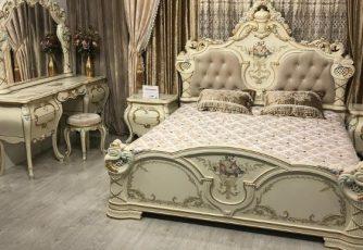 Кровать 1,8 м Людовик СЛ-03