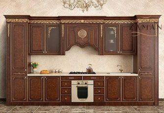 Кухня Венеция прямая 4,14 караваджо Буденновская МК