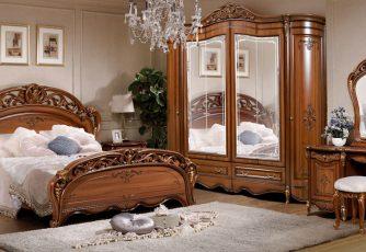 Спальня Аллегро орех