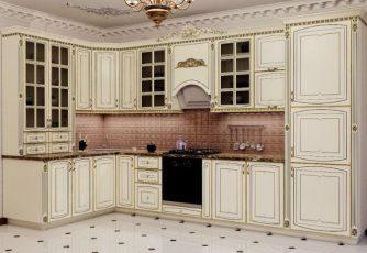 Кухня Арина угловая