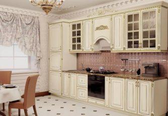 Кухня Арина прямая