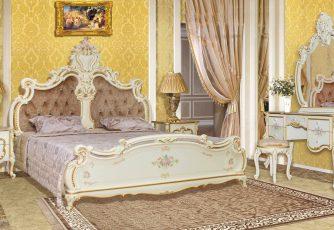 Спальня Шейх слоновая кость