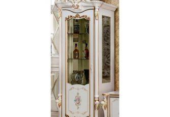 Шкаф 1-дверный Шейх ГШ-01 (левый) слоновая кость
