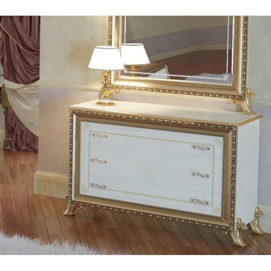 Комод Версаль слоновая кость Мэри мебель