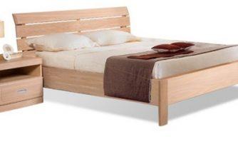 Кровать БМ-1601 Бобруйскмебель