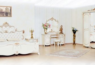Спальня Лорена крем Арида